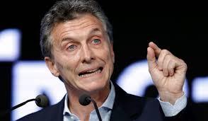 Mauricio Macri, Jefe de la APD (Asociados para delinquir)